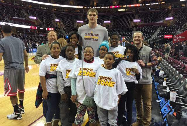 Cavaliers Game