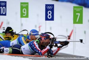 Starting Glitch Costs Teela in Olympic Biathlon