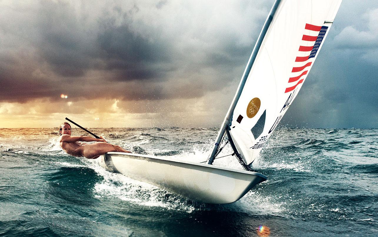 Sometimes I Sail Naked Sailor Grabs Headlines