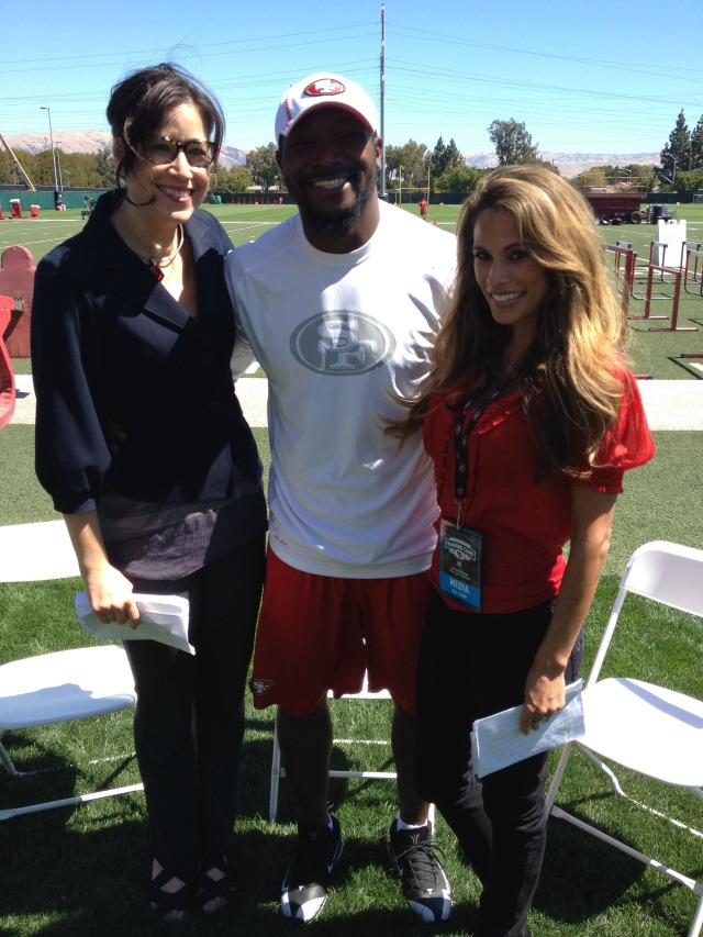 Interviewing NaVorro Bowman