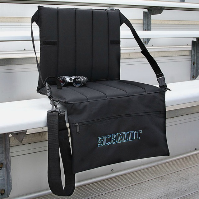 Personalized Stadium Seat