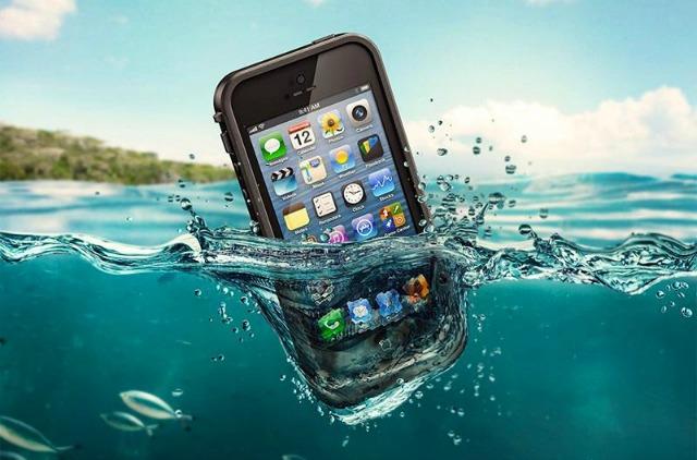 LifeProof water-proof case